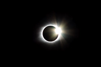 Total Eclipse Diamond Ring 2017